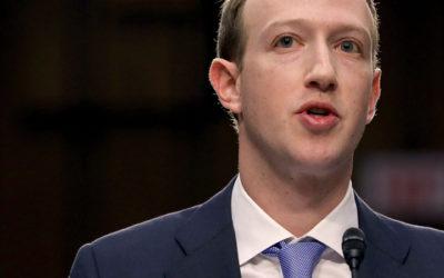 """Zuckerberg e la sicurezza online: """"Servono nuove regole"""""""