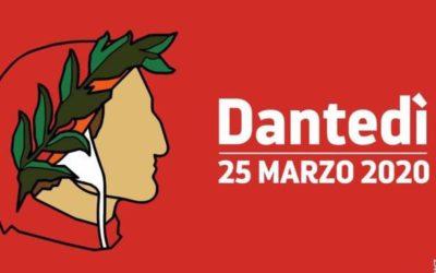 Arriva il Dantedì